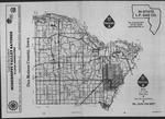 Index Map, Des Moines County 1989